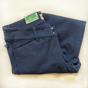 NWT Old Navy Pixie ankle pants navy 0